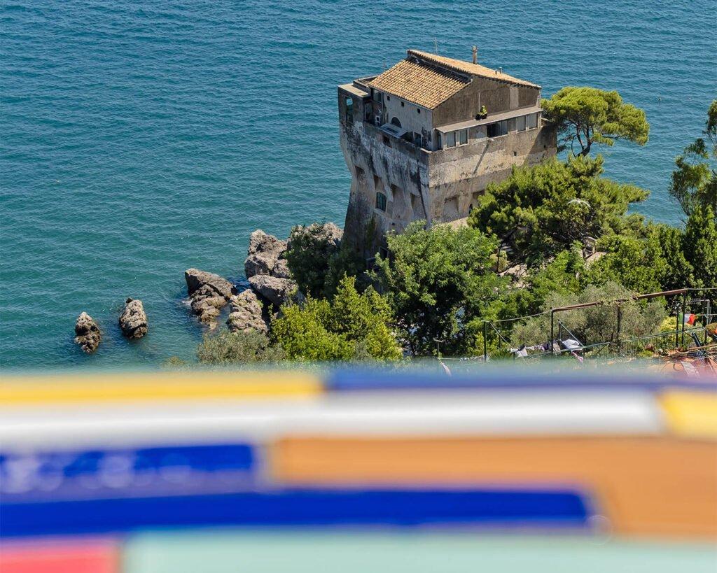 Vietri-Costiera amalfitana-Campania-Italia
