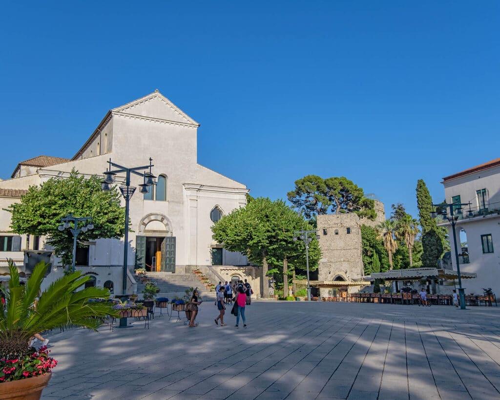 piazza ravello-Ravello-Costiera Amlfitana-Campania