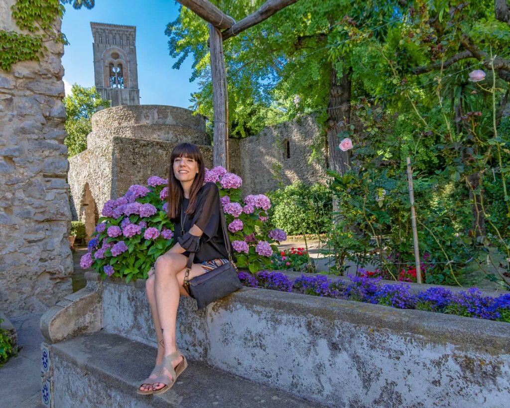 villa rufolo-Ravello-Costiera Amlfitana-Campania