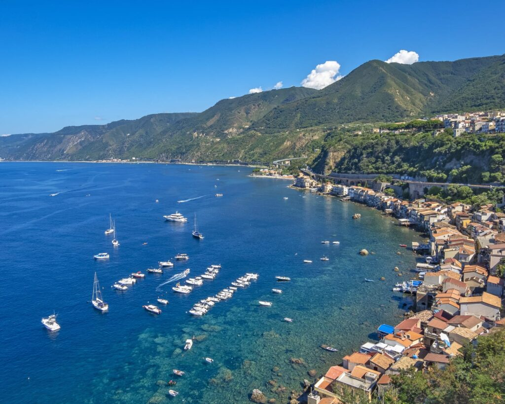 chianalea-scilla-costa viola-Calabria-Italia