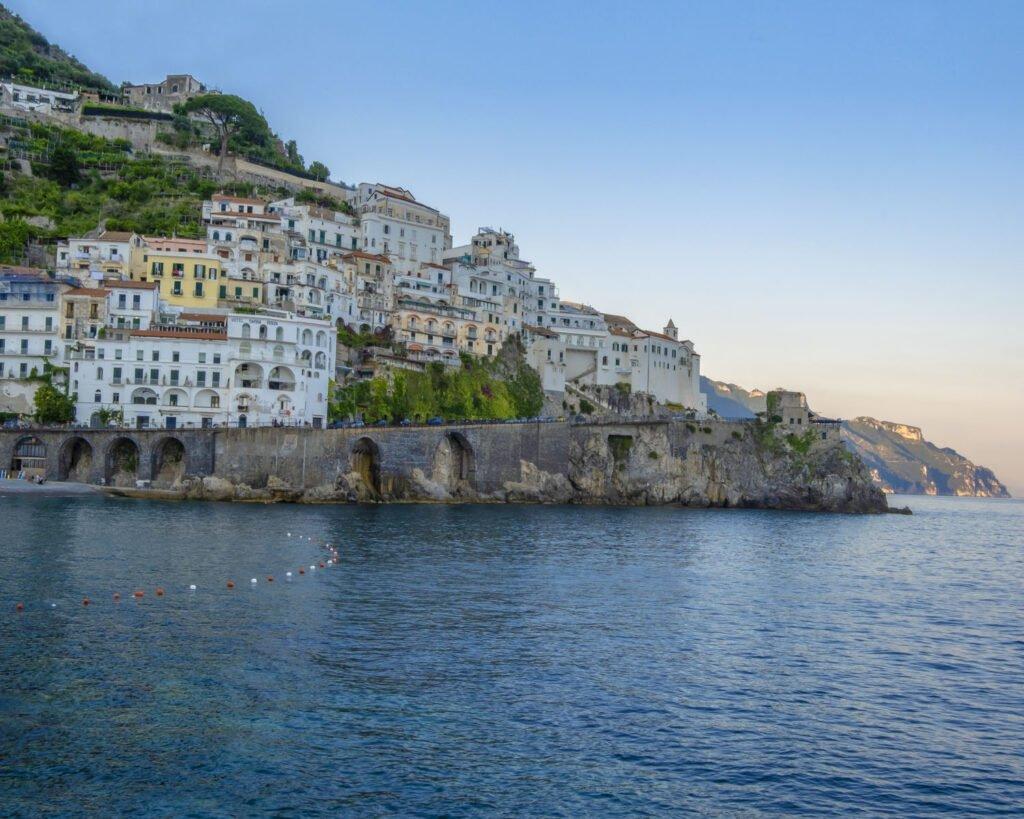 panorama amalfi-amalfi-costiera amalfitana-campania