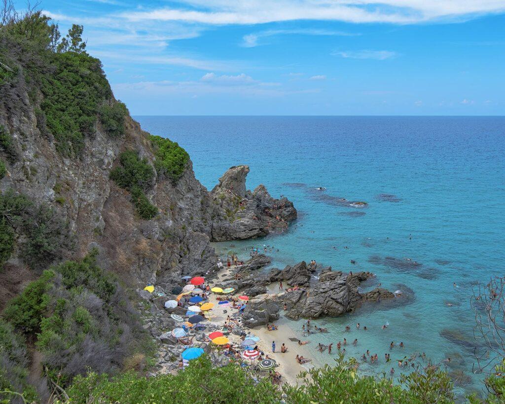 paradiso dei sub-Calabria-Italia