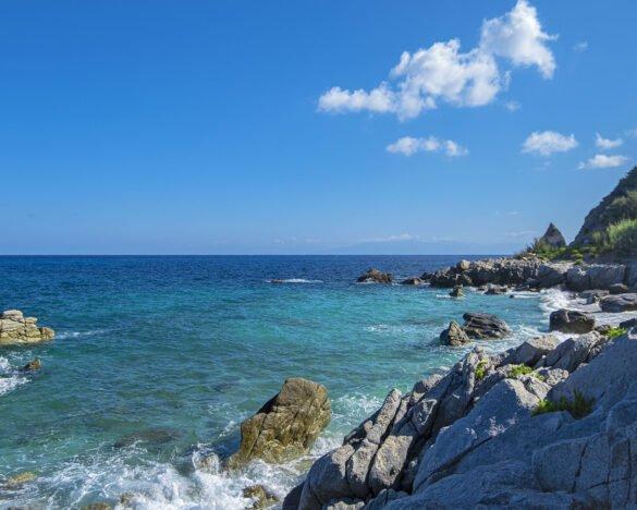 spiaggia michelino-spiaggia tropea-tropea-costa degli dei-Calabria-Italia