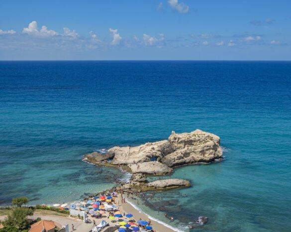 spiaggia riacispiaggia tropea-tropea-Calabria-Italia