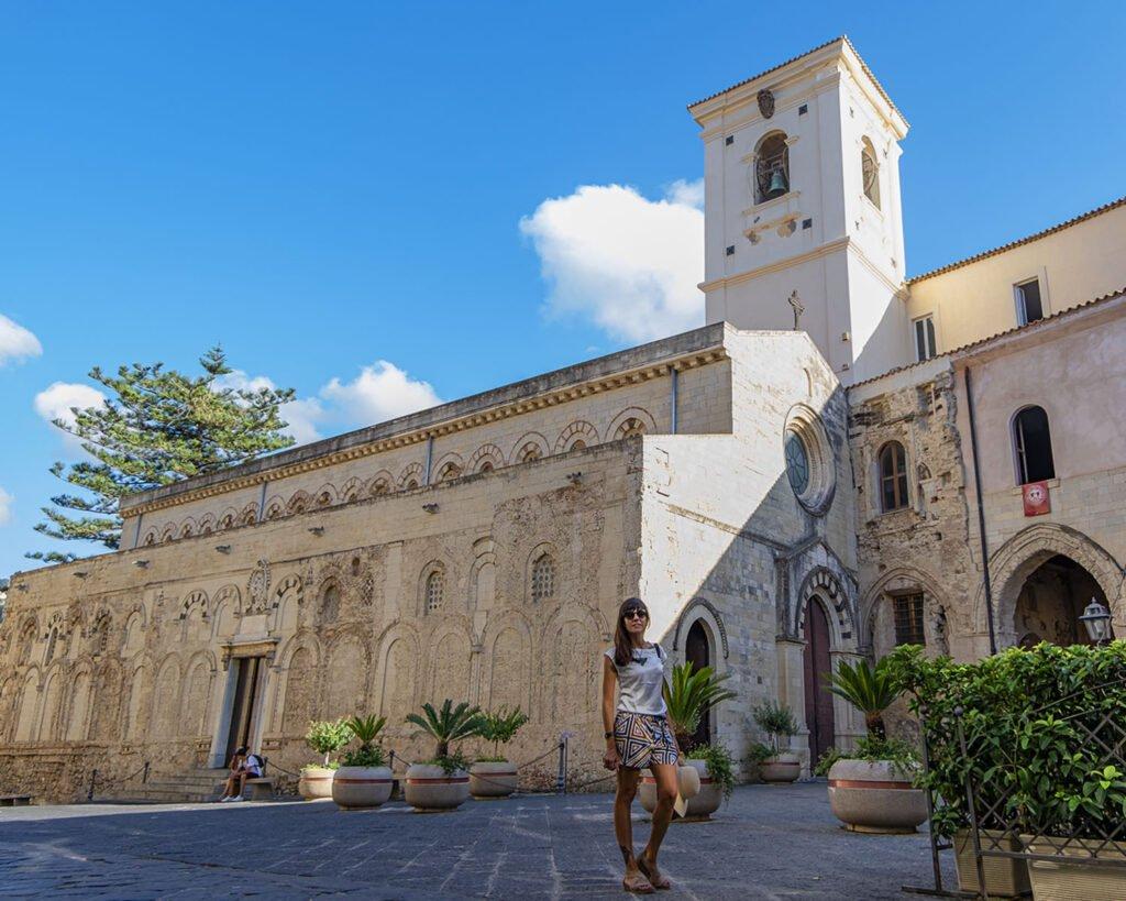 duomo tropeo-cattedrale santa maria di romania-calabria-costa degli dei-italia-tropea
