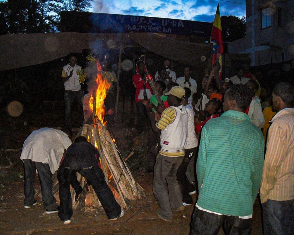falò-Debre Markos-ethiopia-Africa