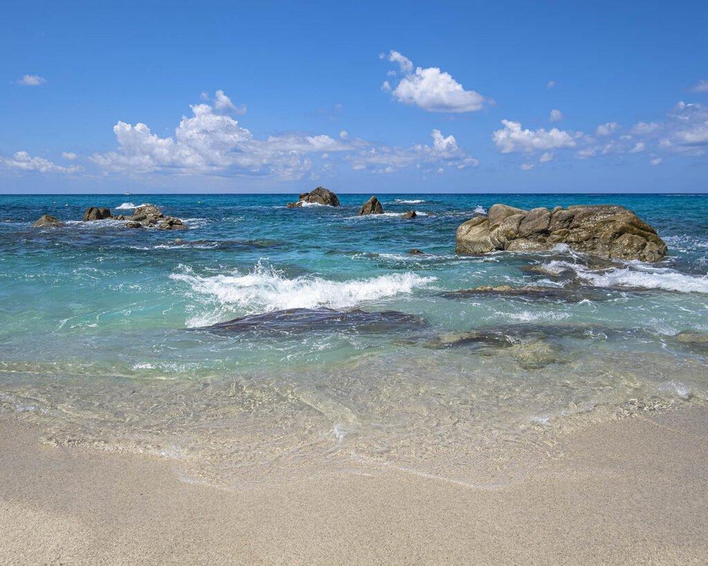 spiaggia tropea-tropea-calabria-costa tirrenica-costa degli dei