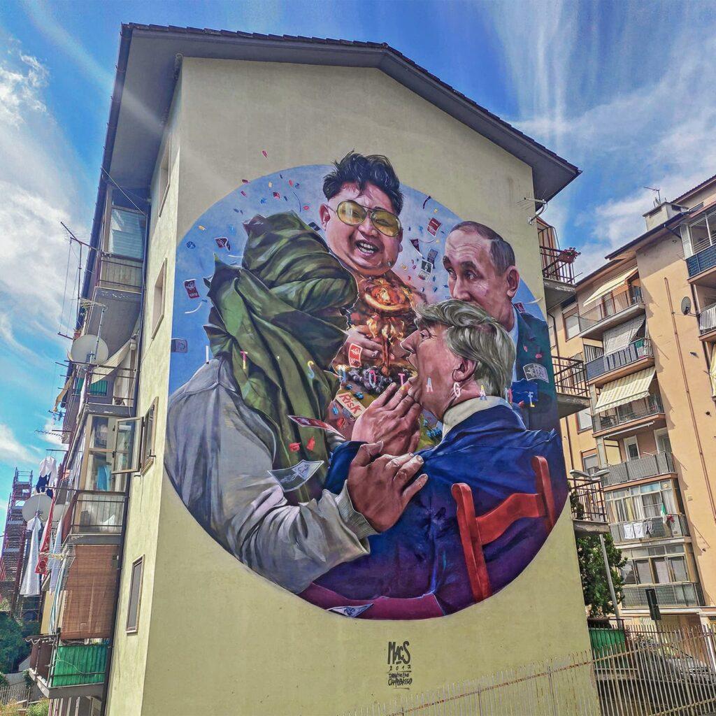 street art san giovanni-it's not a game-street art-street art campobasso-arte urbana-campobasso-molise-italia