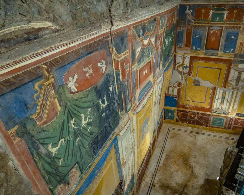 villa romana-villa romana positano-positano-costiera amalfitana-campania