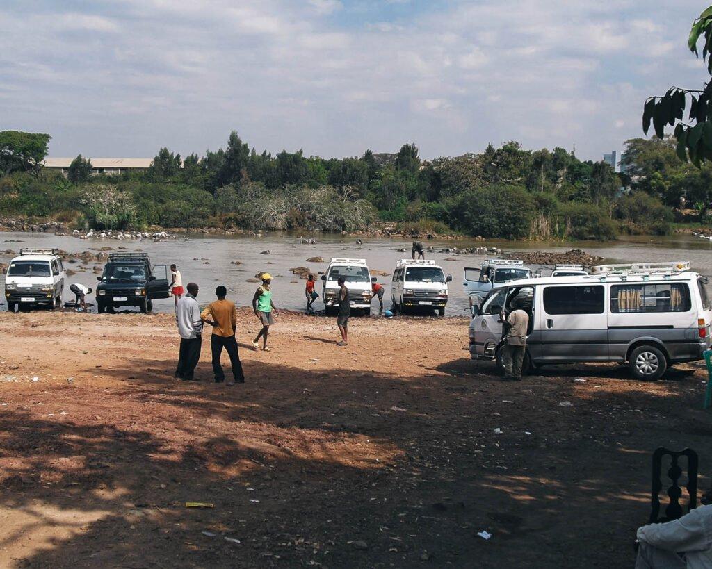 minivan al lavaggio-viaggiare in etiopia-etiopia-Ethiopia